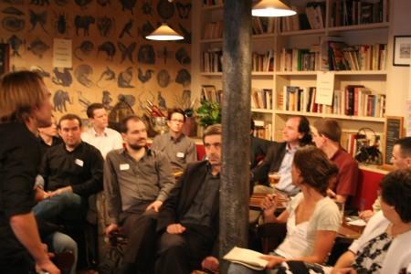 prises de parole participatives